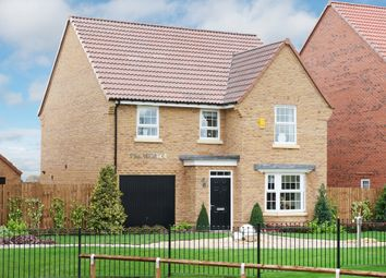 "Thumbnail 4 bedroom detached house for sale in ""Millford"" at Craneshaugh Close, Hexham"