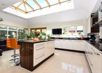 Thumbnail 4 bedroom detached house for sale in Finchampstead, Wokingham