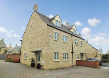Thumbnail 4 bed semi-detached house to rent in Buncombe Way, Cirencester