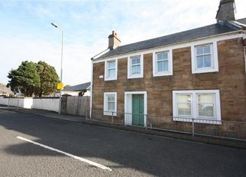 Thumbnail 3 bed end terrace house for sale in Kirkland Street, Maybole
