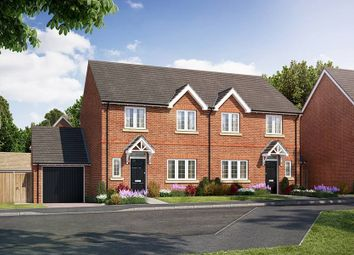 """Thumbnail 3 bed terraced house for sale in """"The Himscot - Terraced"""" at Littleworth Road, Benson, Wallingford"""