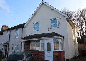 Thumbnail 5 bedroom terraced house for sale in Bridgewater Crescent, Dudley, West Midlands