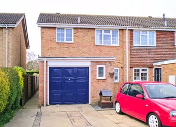 Thumbnail 3 bed terraced house for sale in Ashurst Close, North Bersted