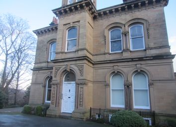 Thumbnail 1 bed flat to rent in Edgerton Road, Huddersfield