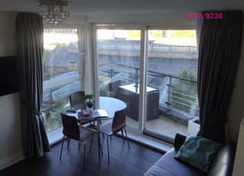 Thumbnail 1 bed flat to rent in Riverside West, Smugglers Way, London