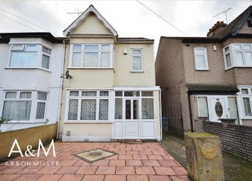 Thumbnail 3 bed end terrace house for sale in Clinton Crescent, Ilford