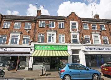 Thumbnail 2 bed flat to rent in Western Parade, Reigate