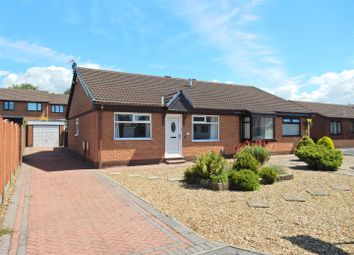 Thumbnail 2 bed semi-detached bungalow for sale in The Coppice, Morecambe