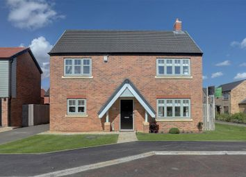 Thumbnail 4 bed detached house for sale in Hastings Drive, Shiremoor, Newcastle Upon Tyne