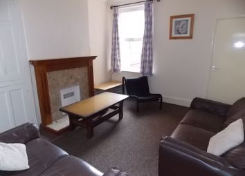 Thumbnail 4 bedroom terraced house to rent in Grasmere Street, Leicester