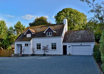 Thumbnail 4 bed detached house for sale in Lower Buckland Road, Lymington