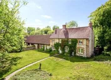 Thumbnail 4 bed detached house for sale in Ashton Gifford Lane, Station Road, Warminster, Wiltshire