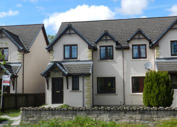 Thumbnail 3 bed semi-detached house for sale in Munro Place, Aviemore