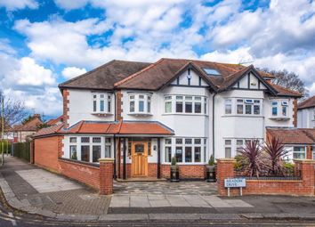 Thumbnail 4 bed semi-detached house for sale in Meadow Drive, Hendon, London