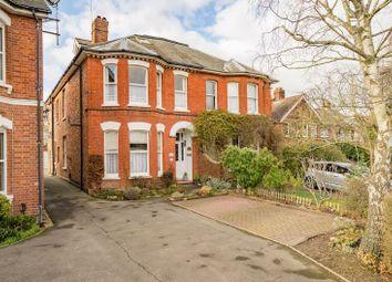 Thumbnail 6 bed semi-detached house for sale in Upper Grosvenor Road, Tunbridge Wells