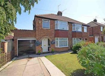 Thumbnail 4 bedroom semi-detached house for sale in Howe Hill Road, York