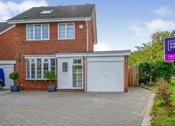 Thumbnail 4 bed detached house for sale in Withybrook Road, Solihull