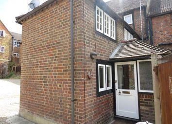 Thumbnail 1 bed cottage to rent in High Street, Hemel Hempstead