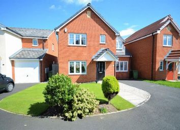 Thumbnail 3 bed detached house for sale in Runswick Drive, Seaham
