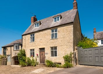 Thumbnail 5 bed detached house for sale in The Square, Aynho, Banbury