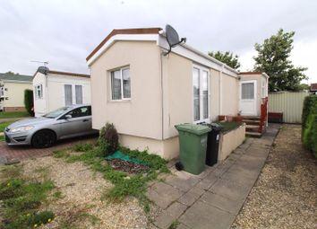 Thumbnail 1 bed mobile/park home for sale in Woodlands Park, Almondsbury, Bristol
