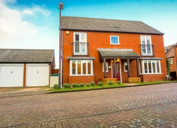 4 bed detached house for sale in East Moor Drive, Milton Keynes MK12