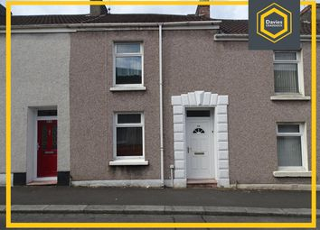 Thumbnail Terraced house for sale in Dillwyn Street, Llanelli, Carmarthenshire