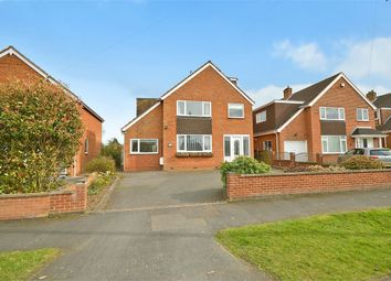 Thumbnail 4 bed detached house for sale in Wordsworth Road, Bilton, Rugby, Warwickshire