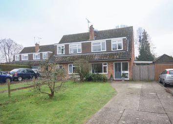 Thumbnail 3 bedroom semi-detached house for sale in Manor House Gardens, Edenbridge