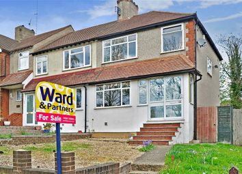 Thumbnail 2 bed end terrace house for sale in Watling Street, Bexleyheath, Kent