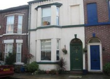 Thumbnail 3 bed terraced house to rent in Lucerne Street, Aigburth, Liverpool