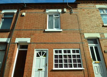 Thumbnail 2 bed terraced house for sale in Hartopp Road, Leicester