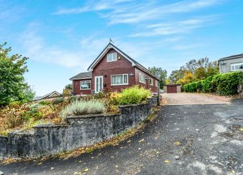 Thumbnail 4 bed detached house for sale in Barnhill Road, Dumbarton