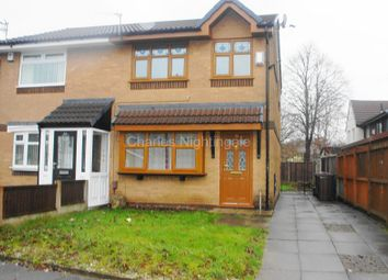 Thumbnail 3 bed semi-detached house for sale in Ridyard Street, Little Hulton, Manchester, Greater Manchester.