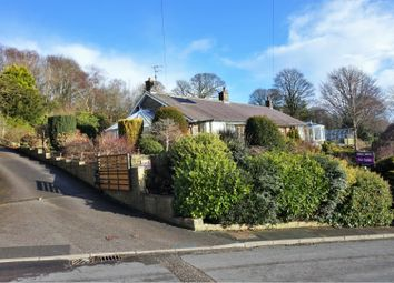 Thumbnail 2 bed semi-detached bungalow for sale in Braithwaite Edge Road, Keighley