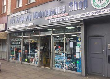 Thumbnail Retail premises for sale in Kentish Town Road, London, England