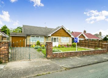 Thumbnail 2 bed detached bungalow for sale in Dorchester Drive, Mansfield