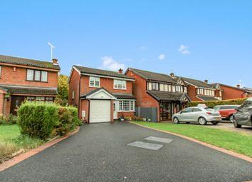 Thumbnail 3 bed detached house for sale in Landrake Grove, Packmoor, Stoke On Trent