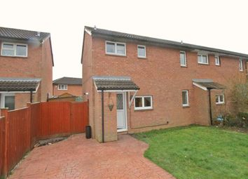 Thumbnail 3 bed semi-detached house to rent in Harcourt, Bradwell, Milton Keynes, Bucks
