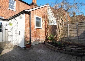 Thumbnail 2 bed cottage to rent in High Street, Ewell