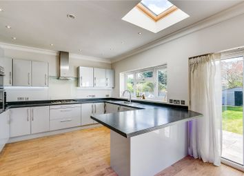 Thumbnail 5 bed semi-detached house to rent in Chase Gardens, Twickenham