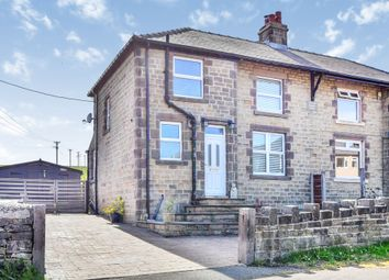 Thumbnail 3 bed semi-detached house for sale in School Road, Peak Dale, Buxton
