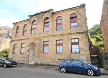 Thumbnail 2 bed flat for sale in Newark Hall, Glen Avenue, Port Glasgow