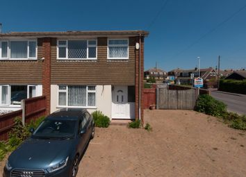 Thumbnail 3 bed semi-detached house for sale in Ladysmith Grove, Seasalter, Whitstable