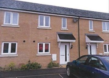 Thumbnail 2 bedroom terraced house for sale in Swanmead Drive, Ilminster