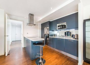 Thumbnail 2 bedroom flat to rent in Western Gateway Royal Victoria, London
