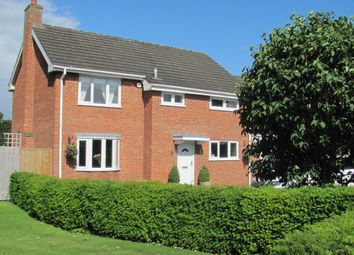 Thumbnail 4 bed detached house for sale in Plemstall Way, Mickle Trafford, Chester