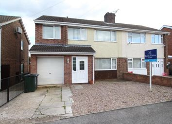 Thumbnail 4 bed semi-detached house to rent in Northfield Drive, Woodsetts, Worksop