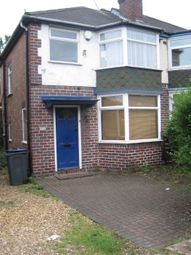 Thumbnail 3 bedroom semi-detached house to rent in Ermington Cresent, Birmingham