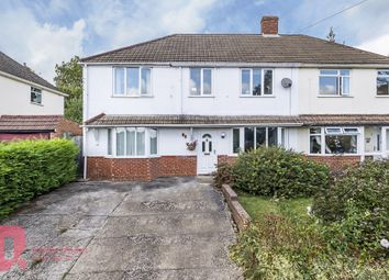 Thumbnail 5 bed semi-detached house for sale in Hilley Field Lane, Fetcham, Leatherhead